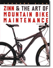 zinn art of mountain bike maintenance