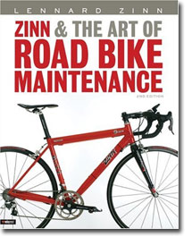 zinn art of road bike maintenance