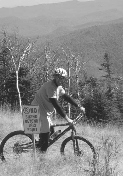 riding beyond the limits